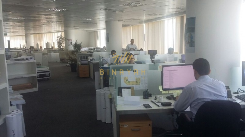Fully Fitted & 2 Yrs Advance Rented Office