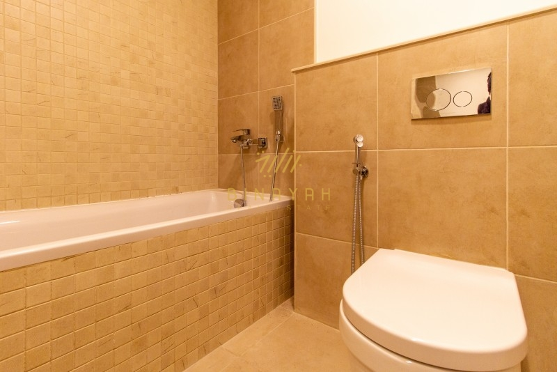 LARGE |1 BR + Study in Alandalus | Brand New|