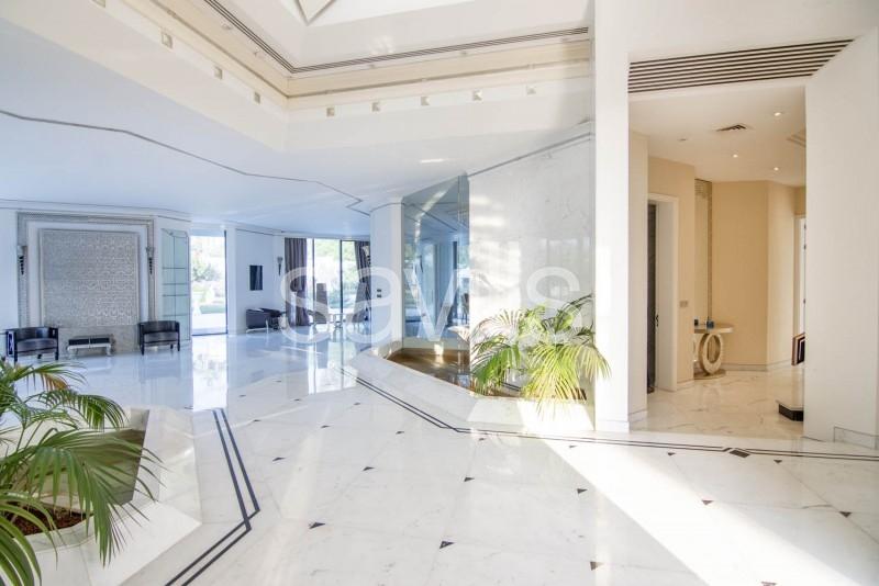 Designer Local Villa with 43,000 sqft land