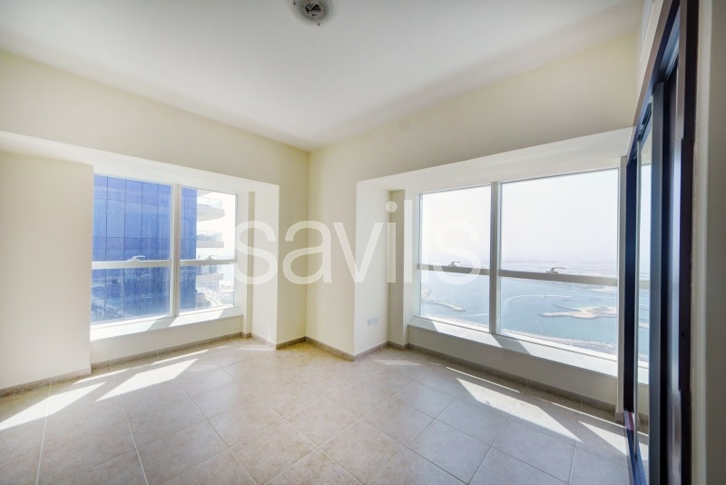 Vacant on transfer with full sea view|Mid floor