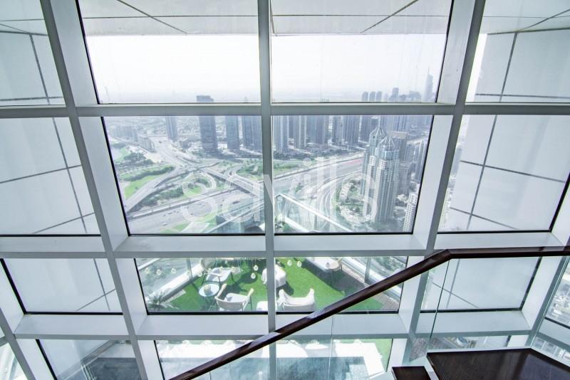 Marina view duplex|Upgraded on a high floor