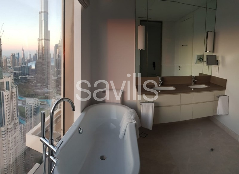 4BR Penthouse Sky Collection | Brand New | Rented