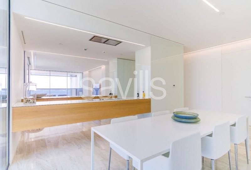 Modern Luxury|Brand new on a high floor