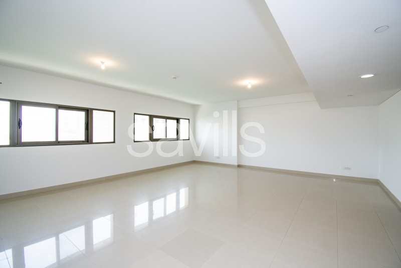 Large 2 bedroom apartment in Raha Beach, chiller fees included