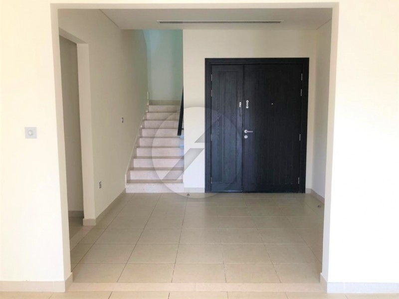 Spacious 2BR plus Maid Townhouse With Large Garden