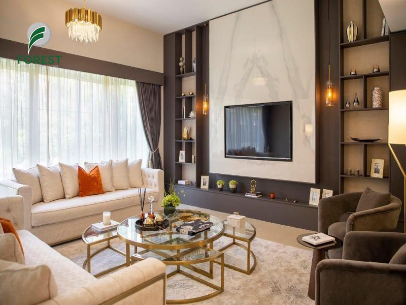 Brand New 4BR Villa   Luxury Style   Garden View