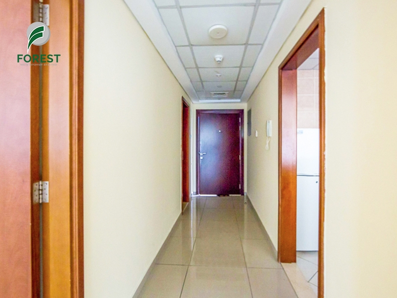 High Floor | 3 Beds + Maid | Unfurnished | Vacant