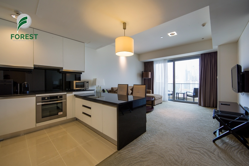 Bills Included | Unfurnished |1BR | Marina View