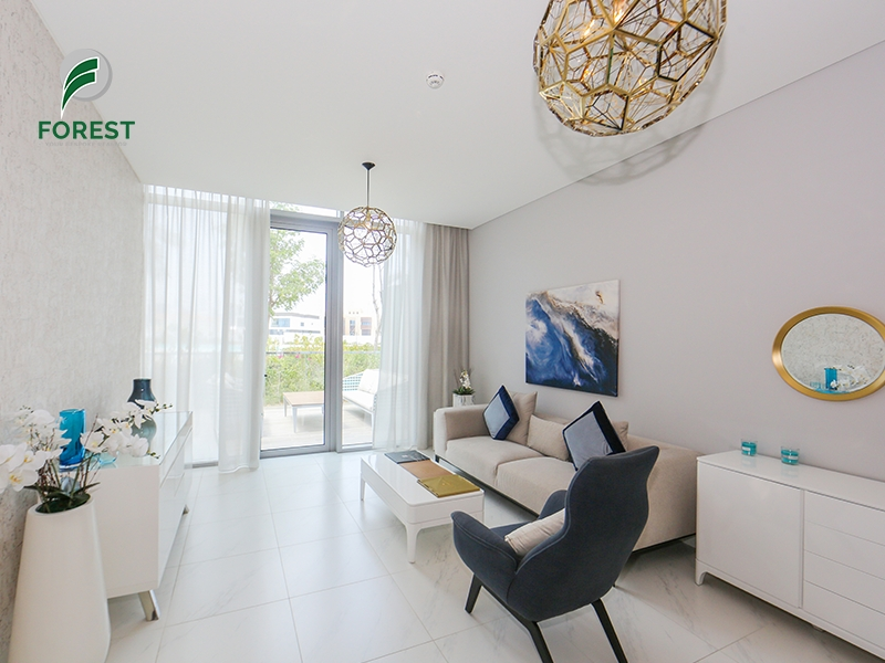 Brand New | Lagoon View | 1 Bed | Unfurnished