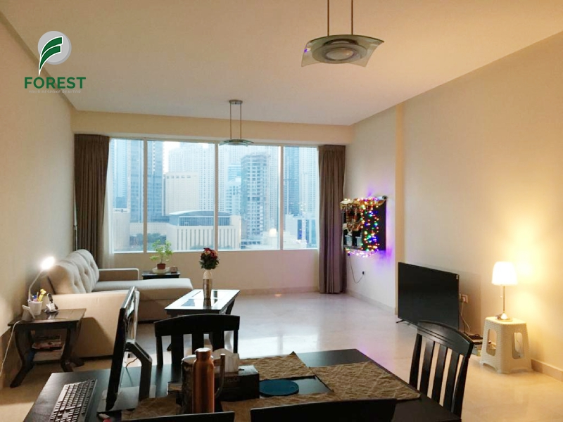 Huge | 1BR with SZR View | Fully Furnished |