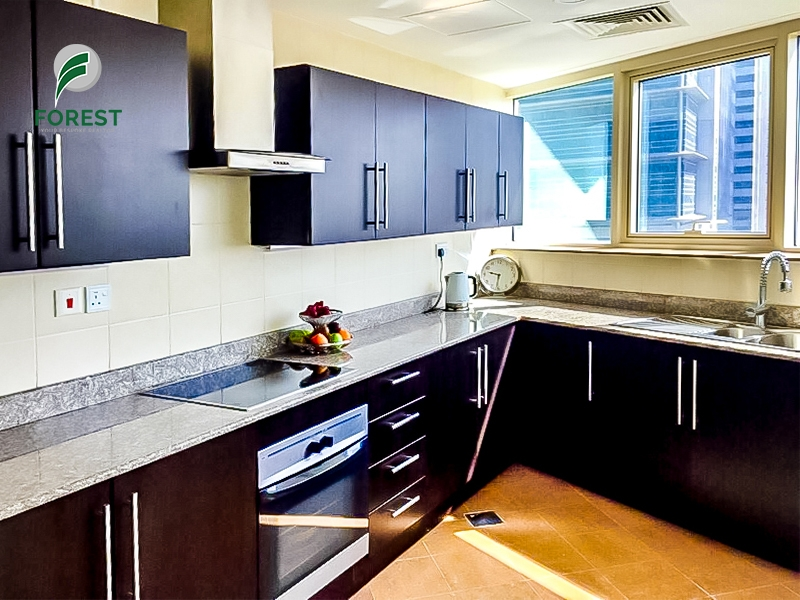 Brand New| Fully Furnished | 2BR |Golf Course View