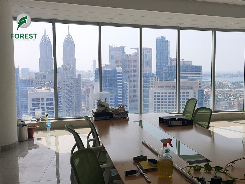 Fully Fitted   Furnished Office Space   Sea View