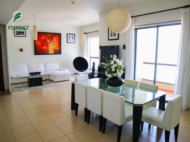 Spacious Layout | 3 Beds | Fully Furnished |Vacant
