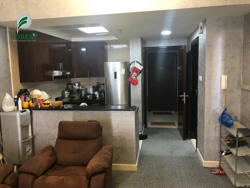Furnished | 1 BR | Marina View | Free Chiller