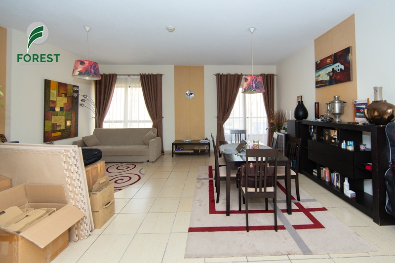 Fully Furnished | Mid Floor | Ready To Move In