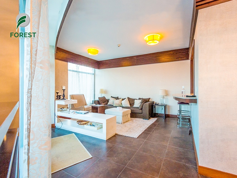 Upgraded   2BR   Fully Furnished  Full Marina View