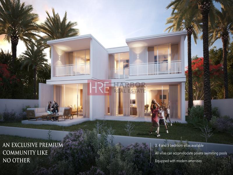 3 BR Emaar Villa | 4 Years Payment Plan | 10% ROI