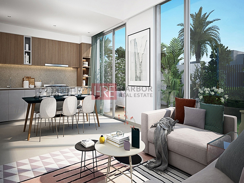 50% DLD Waiver | Modern Townhouse | 5 Years No SC