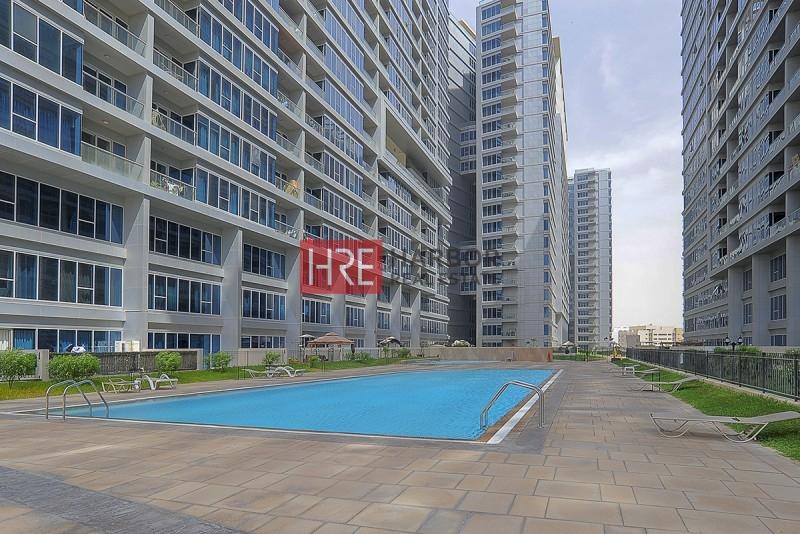 Large 2 BHK  Type A   Dubai Land View