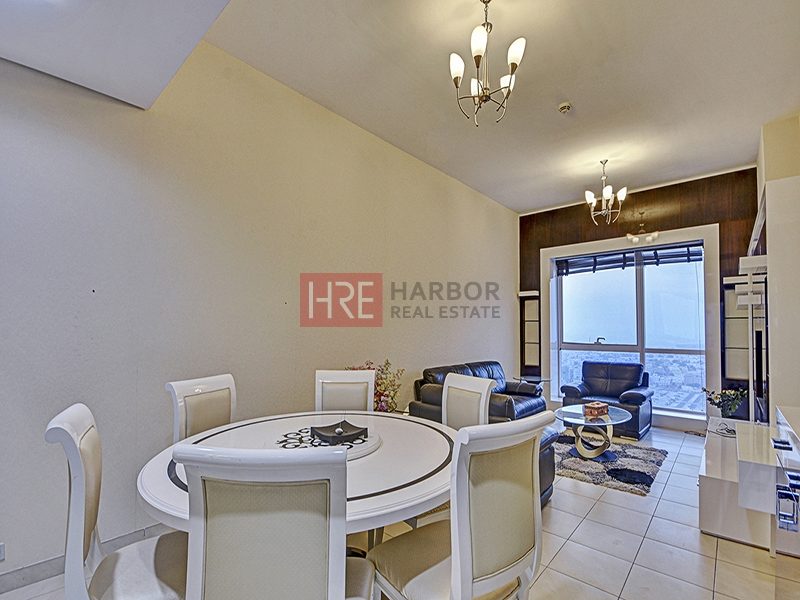 Fully Furnished 3BR | No commission | 1 Month Free