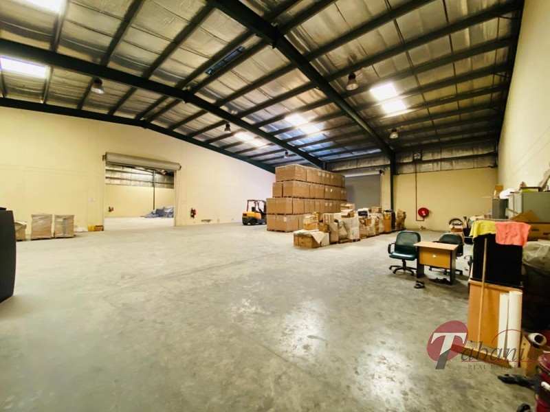 Big Plot Warehouse with Corporate Office