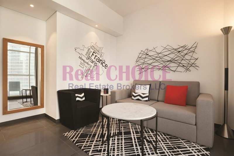 Good Investment|Fully Furnished Studio Apartment