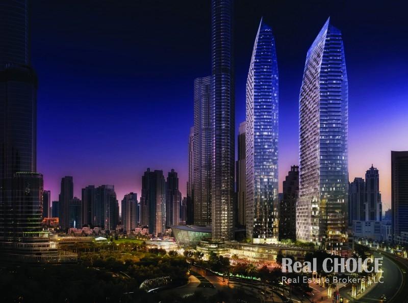 Fully Furnished 1 Bed | High Floor | Investor Deal