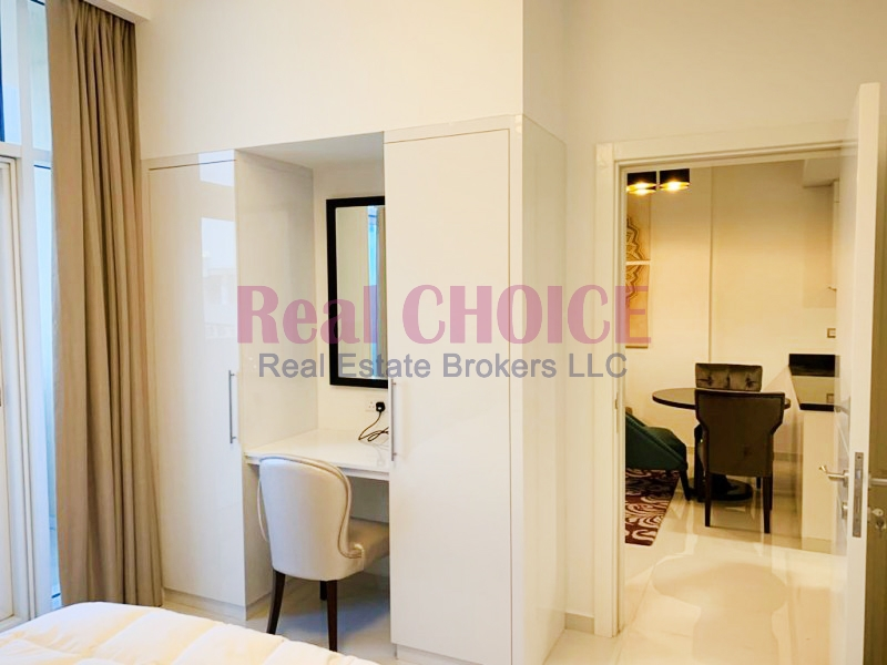 Furnished 1 Bed | High Floor Unit | Ghalia