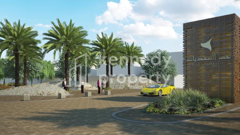 Exquisite 5BR Landscaped villa HSaadiyat