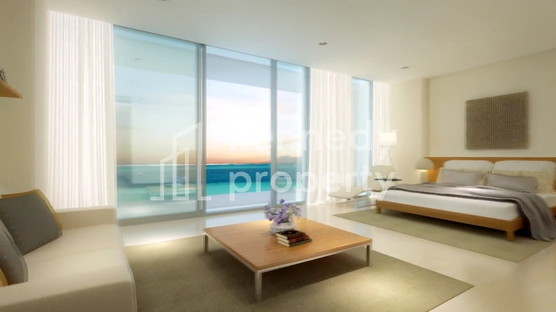No ADM Fees!! Full Sea View in Al Saadiyat Island