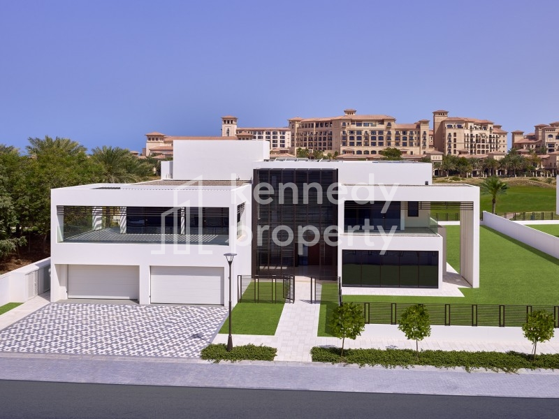 Modern luxurious villa I For all nationalities I