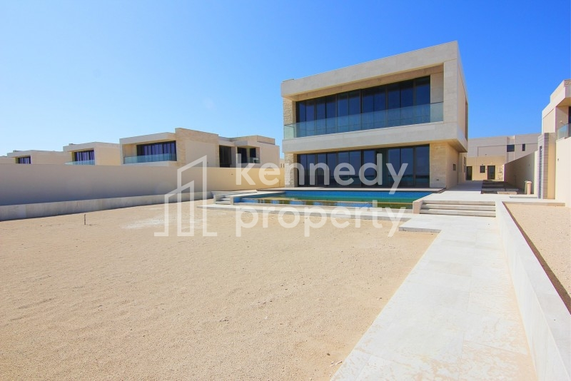 Directly On the Beach Large Plots 5Bed Type5