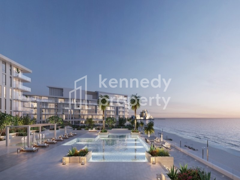 Brand new 3bed I beautiful seaview I Ready to move