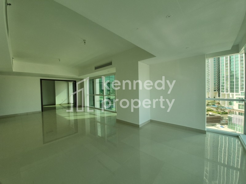 Modern , Private And Well Located in Marina Square