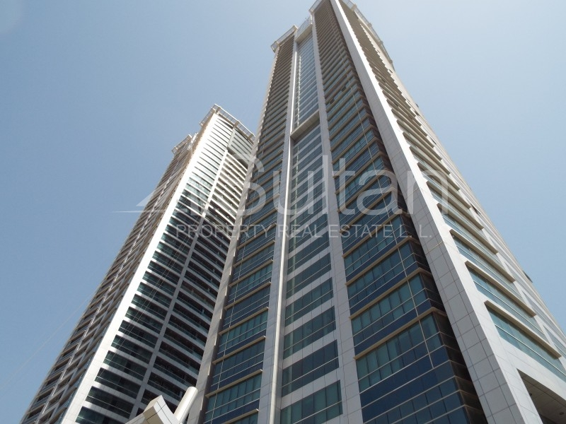 Lagoon View office space in Julfar Tower