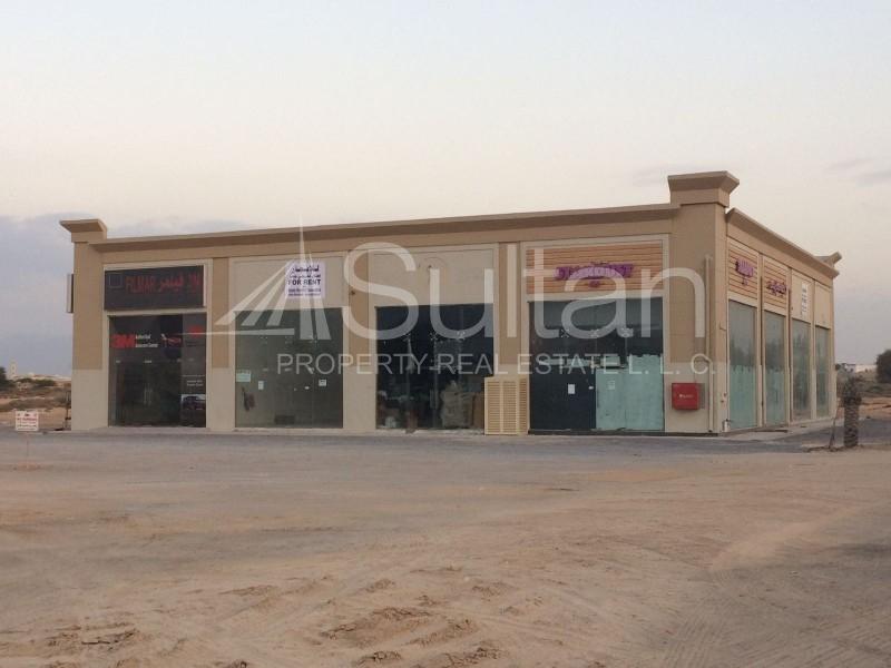 Prime Retail Shops For Rent in Al Jazeera