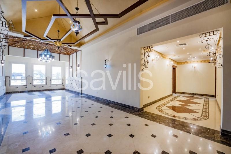 Palace on Big Plot   W/ Private Elevator & Garage