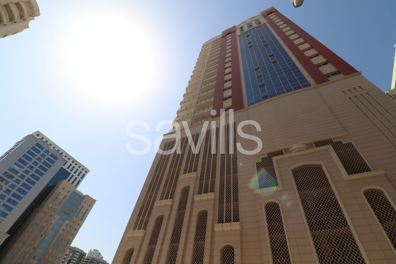 Bright, brand new, well-appointed 2BR | Majaz3