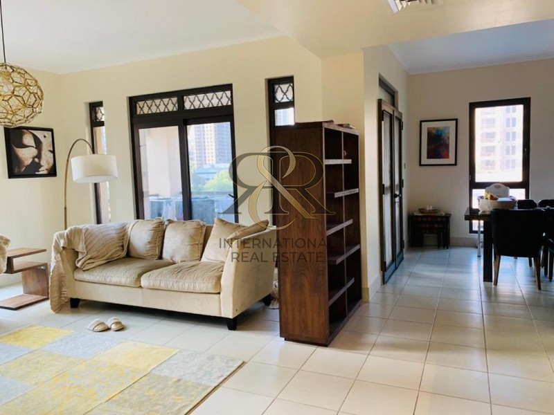 Spacious 3 Bedrooms | Well Maintained | Pool View