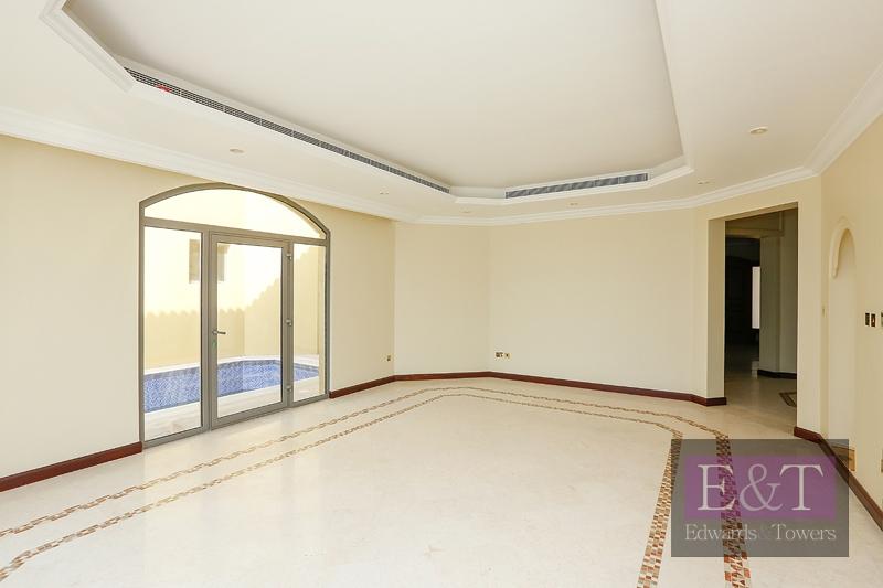 Garden Home | 4 Beds+Maids | Central Rotunda | PJ