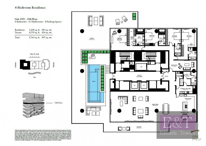 Large 4BR in Development|Private Pool| PJ