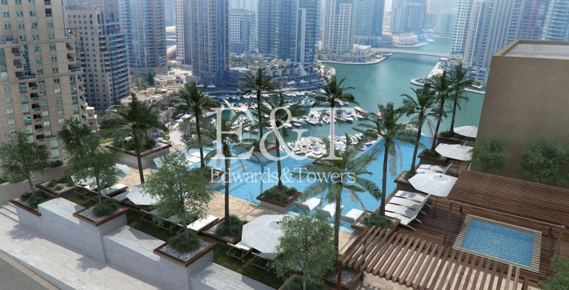 Brand New Apartment in The Heart of Marina