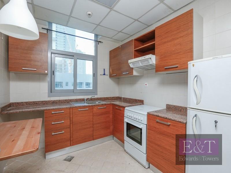 Studio specious with Balcony |DEC Tower