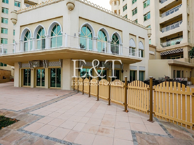 2BR Type D | Sea and Burj Al Arab Views, PJ