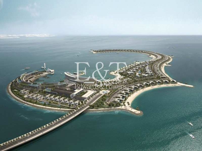 Huge Residential Plot|Full Sea view | JBI