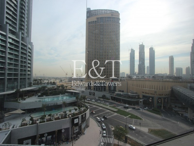 Shell and Core Office | BLVD Plaza Tower 1 | DT