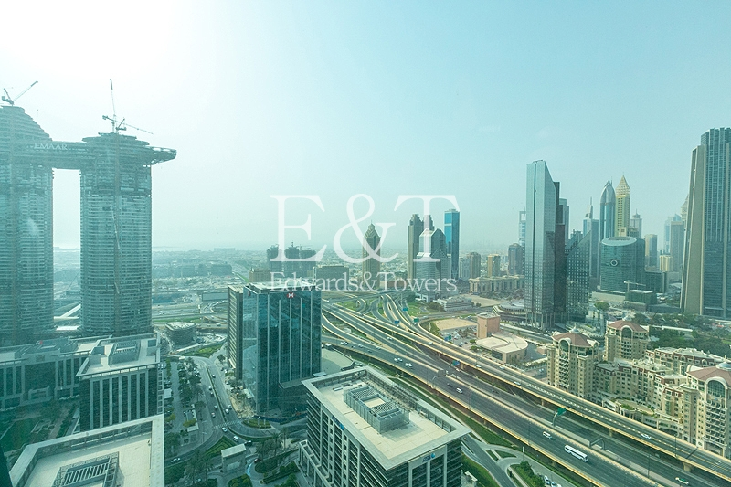 Fully Fitted Office in BLVD Plaza T1 | DT