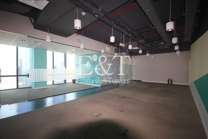 Fully Fitted Office Best Deal Blvd Plaza