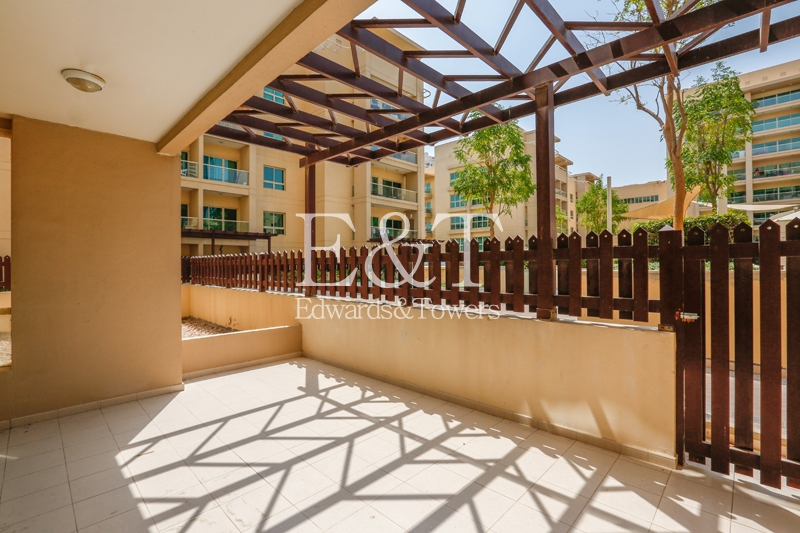 Rented till 2019 | Courtyard | Pool View