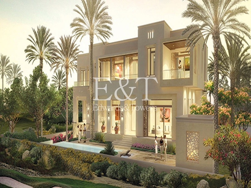 Build Your Own Palace on the Golf Course| NO AGENT